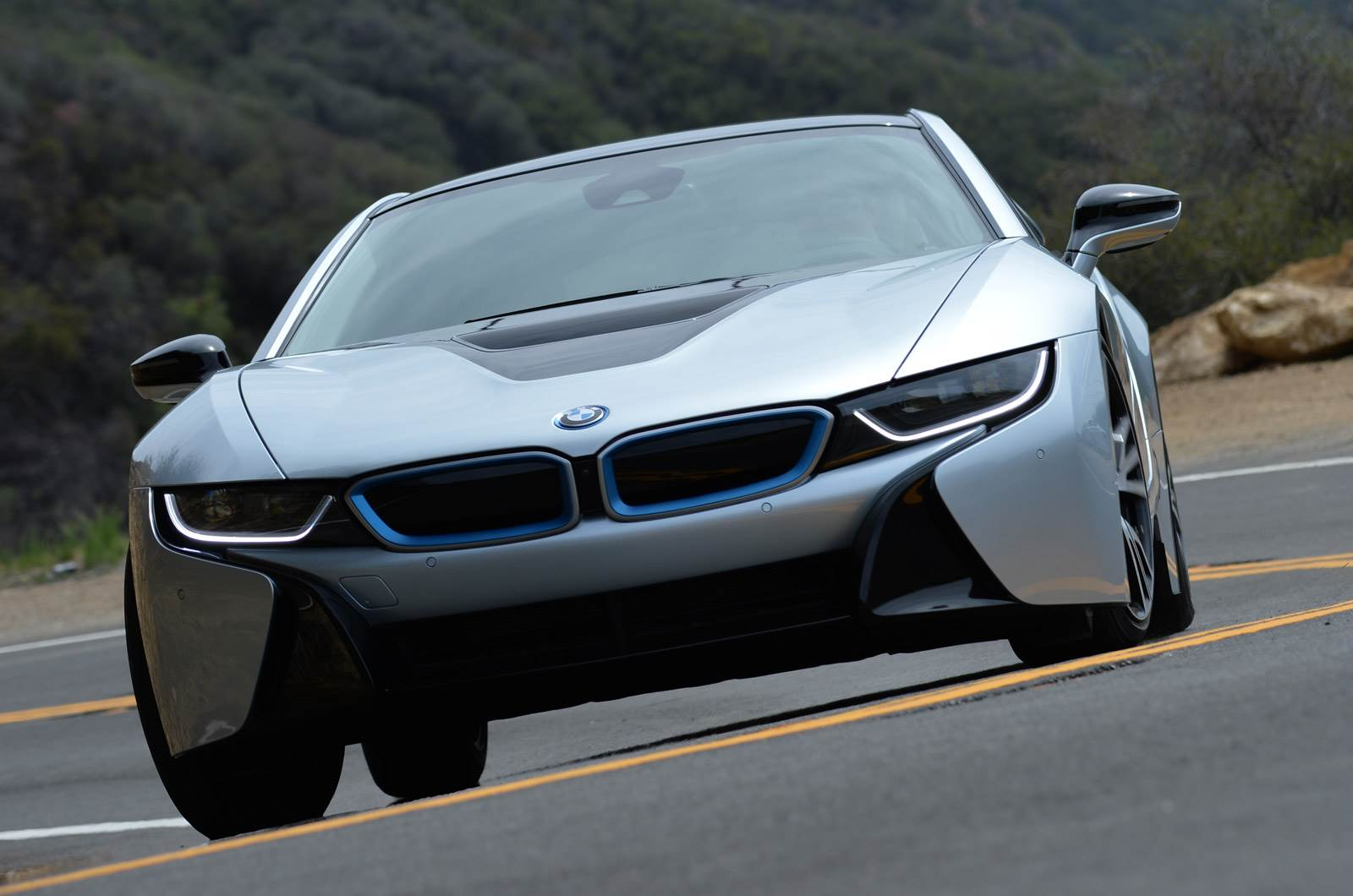 2014 Bmw I8 Test Review Car And Driver Autos Post