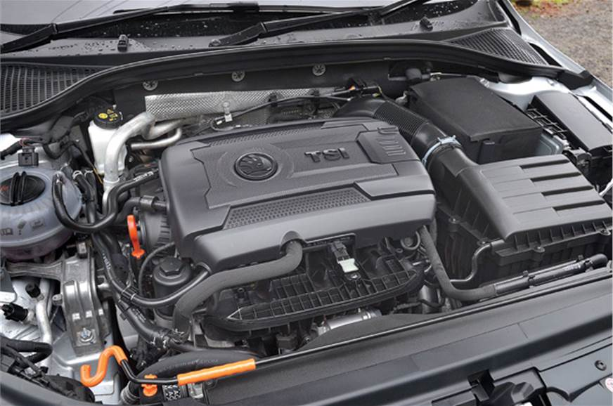 The 1.8-litre direct-injection petrol motor has loads of ...
