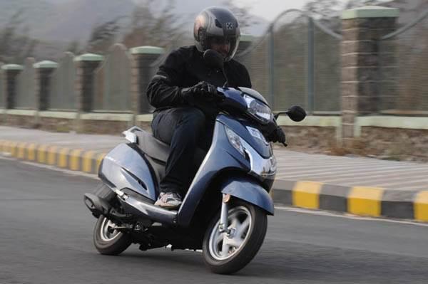 Honda Activa 125 review, test ride