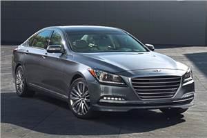 Hyundai Genesis review, test drive