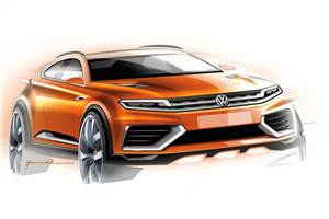 Design a car for Volkswagen