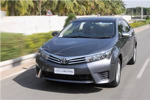 New Toyota Corolla Altis India first drive, review