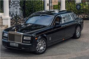 All-new Rolls-Royce Phantom in the works
