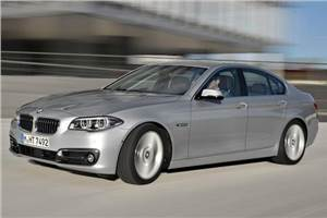 BMW 5-series diesels to get more power