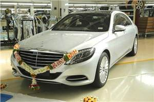 Mercedes S 350 CDI, GLA SUV bookings commence