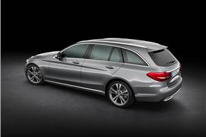 New Merc C-class wagon to get 4WD in 2015