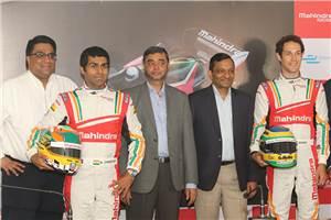 Chandhok and Senna confirmed to race with Mahindra Formula E