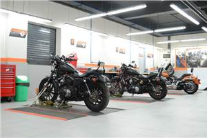 Harley inaugurates largest dealership in North India