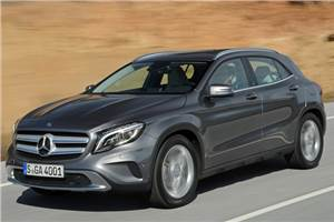 Mercedes Benz GLA 200 CDI review, test drive