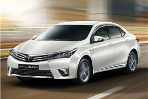 New Toyota Corolla Altis launched at Rs 11.99 lakh