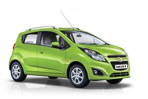 GM India to export Chevrolet Beat to Chile
