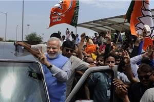 Modi's motoring ministers