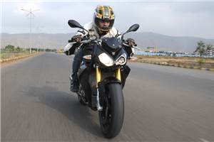 BMW S1000R review, test ride