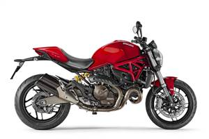 Ducati Monster 821 unveiled