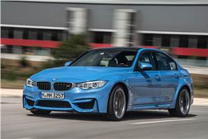 New BMW M3 review, test drive