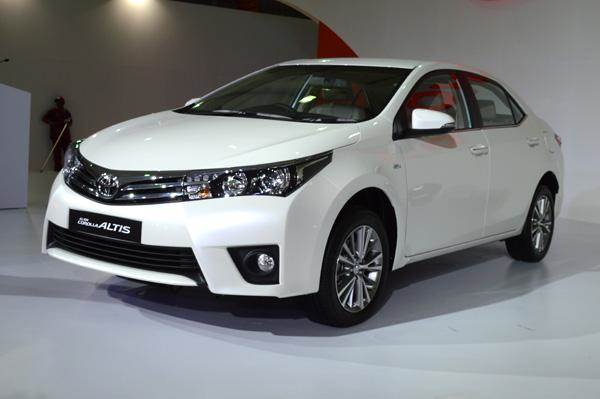 2014 Toyota Corolla For Sale >> New Toyota Corolla Altis versus rivals: price comparison - Autocar India