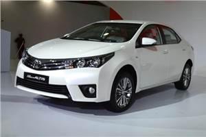 New Toyota Corolla Altis versus rivals: price comparison