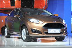 Ford Fiesta facelift to launch with diesel engine only