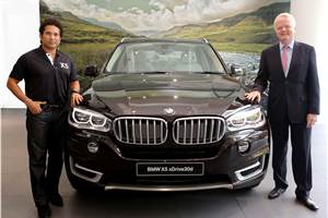 New BMW X5 launched at Rs 70.9 lakh