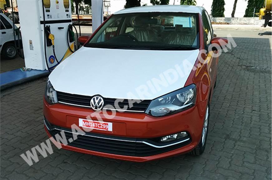 2014 VW Polo facelift