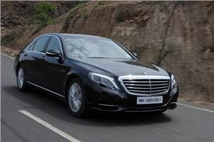 New Mercedes-Benz S 350 CDI review, test drive