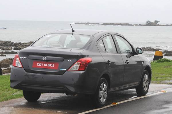 Nissan Sunny 2014 Review Nissan Sunny First Drive
