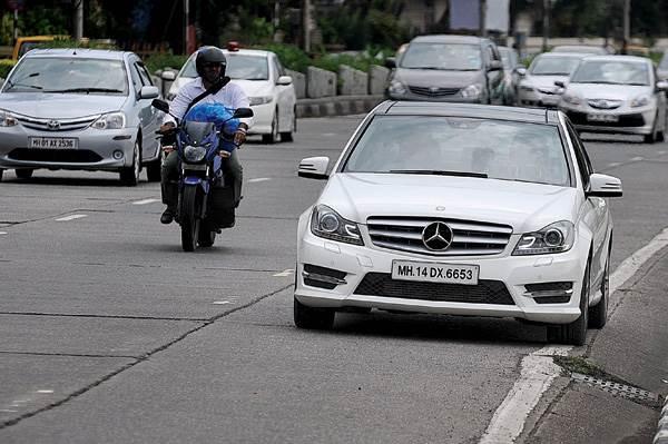 Mercedes C 250 CDI long term final report