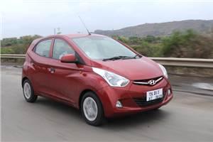Hyundai Eon 1.0 Kappa review, test drive