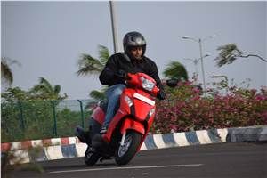 Suzuki Lets review, test ride