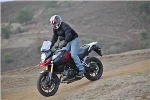 Suzuki V-Strom first ride, review