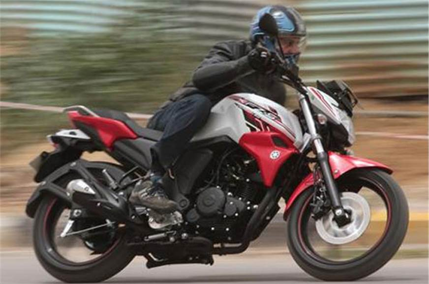 Yamaha FZ-S V2.0