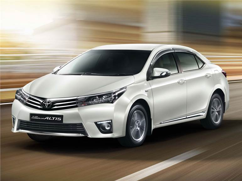Toyota Corolla Altis Automatic In High Demand