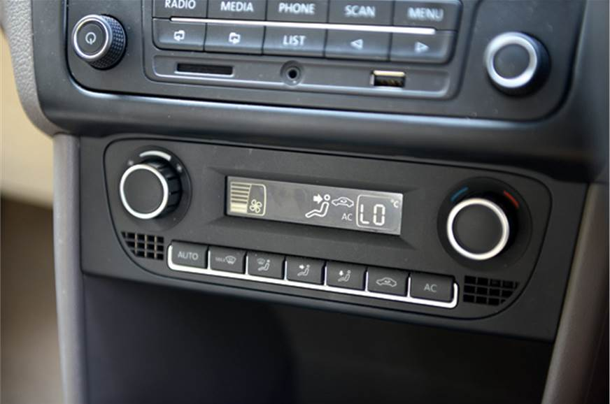 Climate control doesnt cool as it did when the car was ne...