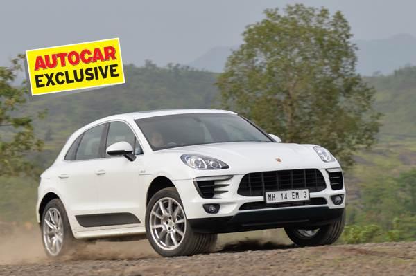 Porsche Macan S Diesel Review Test Drive Autocar India