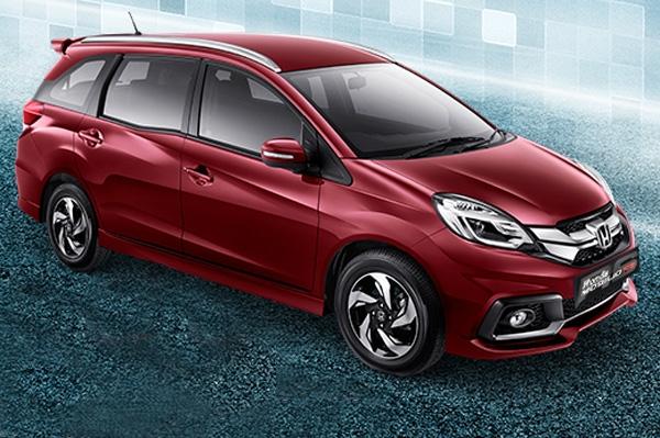 New Honda Mobilio variants explained - Autocar India