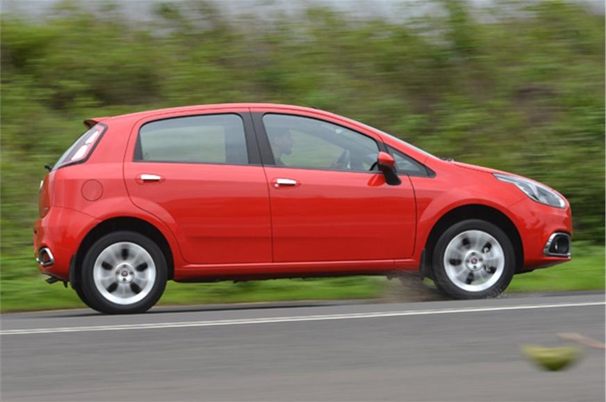 new fiat punto evo review test drive autocar india. Black Bedroom Furniture Sets. Home Design Ideas