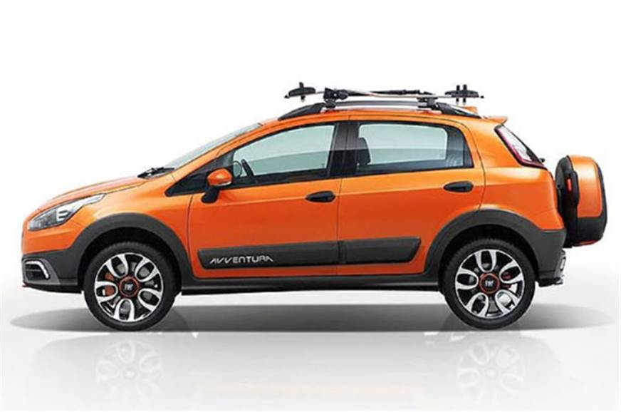 Fiat Avventura will hit Indian showrooms within two months.