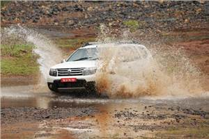 Renault Duster AWD review, test drive