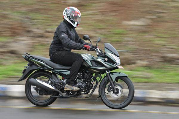 Bajaj Discover 150F review, test ride