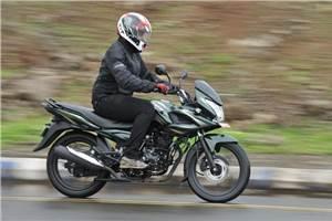 Bajaj Discover 150F review, test ride