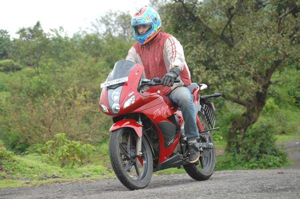 Hero Karizma ZMR review, test ride