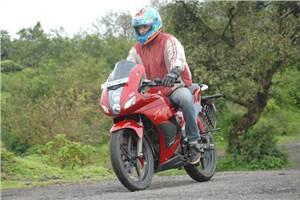 Hero Karizma ZMR review, test ride