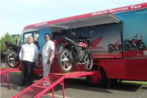 Honda to make service easy for rural customers