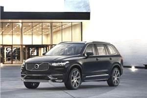 New Volvo XC90 SUV revealed