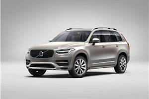 Volvo XC90 India launch in March 2015