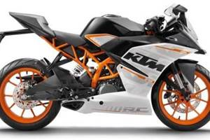 KTM RC 390, RC 200 launch on September 9, 2014