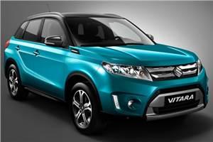New Suzuki Vitara revealed