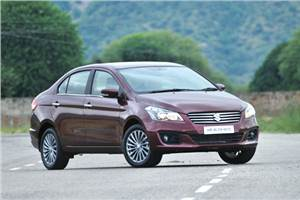 2014 Maruti Ciaz review, test drive