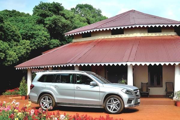 Mercedes-Benz GL 350 CDI long term review final report