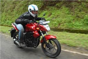 Suzuki Gixxer review, test ride